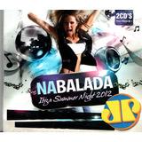 Cd Duplo Na Balada   Ibiza Summer Night 2012 Da Jovem Pan