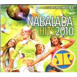 Cd Duplo Nabalada Hits 2010 Da Jovem Pan
