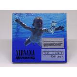 Cd Duplo Nirvana Nevermind Digipack Deluxe Importado Lacrado