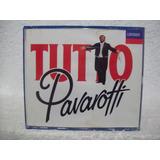 Cd Duplo Original Luciano Pavarotti  Tutto Pavarotti