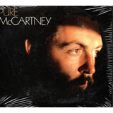 Cd Duplo Paul Mccartney   Pure Mccartney
