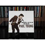 Cd Duplo Paul Young   Wherever I Lay My Hat The Best Of