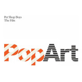 Cd Duplo Pet Shop Boys   Pop Art