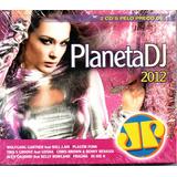 Cd Duplo Planeta Dj 2012 Da Jovem Pan
