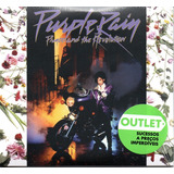 Cd Duplo Prince And The Revolution Purple Rain