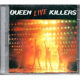 Cd Duplo Queen   Live Killers