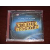 Cd Duplo Red Hot Chili Peppers Stadium Arcadium