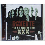 Cd Duplo Roxette   The 30 Biggest Hits X X X