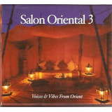 Cd Duplo Salon Oriental 3   Voices E Vibes From Orient