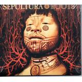 Cd Duplo Sepultura   Roots