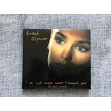 Cd Duplo Sinead O connor I Do Not Want What  Limited Lacrado