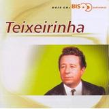 Cd Duplo Teixeirinha  Serie Bis Vol 1 Lacrado De Gravadora