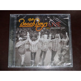 Cd Duplo The Beach Boys Live In Concert 50th Anniversary