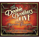Cd Duplo The Doobie Brothers   Live At The Beacon