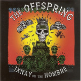 Cd Duplo The Offspring   Ixnay On The Hombre