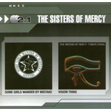 Cd Duplo The Sisters Of Mercy   Vision Thing  Some Girls