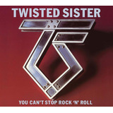 Cd Duplo Twisted Sister   You Cant Stop Rock N Roll