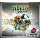 Cd Duplo Vibe 97  House Edition Bob Sinclar Ben Dj Lacrado