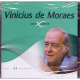 Cd Duplo Vinicius De Moraes   Sem Limites 30 Sucessos   Novo