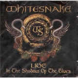 Cd Duplo Whitesnake   Live Ini  The Shadow Of T Blues   Novo