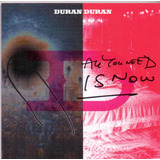 Cd Duran Duran   All You Need Is Love   Novo