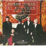 Cd Duran Duran   At Budokan Live Especial