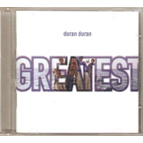 Cd Duran Duran   Greatest   Novo Lacrado