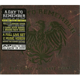 Cd Dvd A Day To Remember For Those Who Have Heart Lacrado