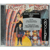 Cd Dvd Crowded House   Crowded House   Lacrado   Importado
