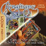 Cd Dvd Renaissance Tour 2011 Live Novo Lacrado Original