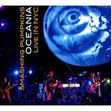 Cd Dvd Smashing Pumpkins Oceania Live In Nyc Original