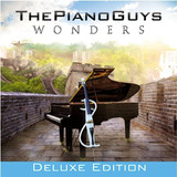 Cd E Dvd  the Piano Guys   Wonders Deluxe Edit