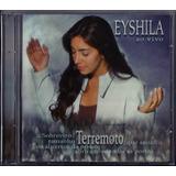 Cd E Playback Eyshila Terremoto Mk B11