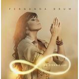 Cd E Playback Fernanda Brum Da Eternidade Ao Vivo Mk B11