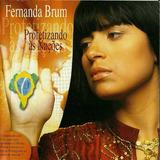 Cd E Playback Fernanda Brum Profetizando Às Nações Mk B11