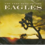 Cd Eagles   The Very Best Of The   Novo Lacrado