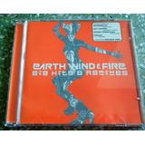 Cd Earth Wind And Fire   Big Hits E Remixes