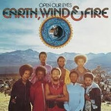 Cd Earth Wind And Fire   Open Our Eyes