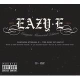 Cd Eazy E Gangsta Memorial Edition  1995