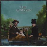 Cd Echo And The Bunnymen   Flowers   Original