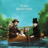 Cd Echo And The Bunnymen 2001 Flowers Importado Lacrado