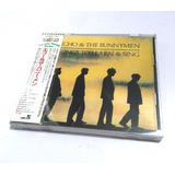 Cd Echo And The Bunnymen Songs To Learn Sing Importado Japão