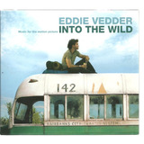 Cd Eddie Vedder   Into The Wild   Digipack   Sony