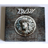 Cd Edguy   Tinitus Sanctus Digipak Importado Limited Edition