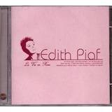 Cd Edith Piaf   La Vie En Rose