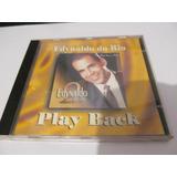 Cd Ednaldo Do Rio   Volume 2   Play back