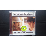 Cd Edson & Hudson   No Limite Da Saudade 2001   Abril Music