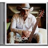 Cd Edson   Voz E Violão