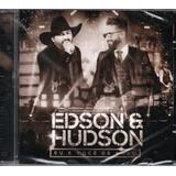 Cd Edson E Hudson   Eu E Você De Novo   2017
