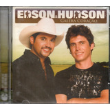 Cd Edson E Hudson   Galera Coração